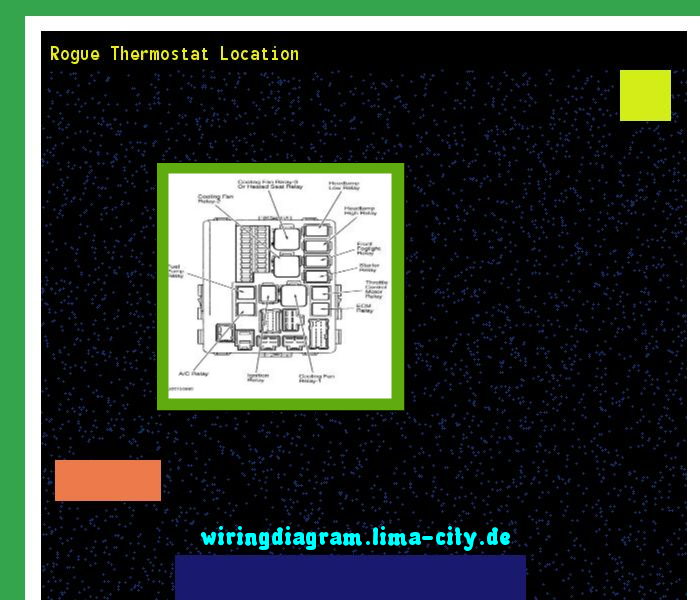 Rogue Thermostat Location  Wiring Diagram 18323