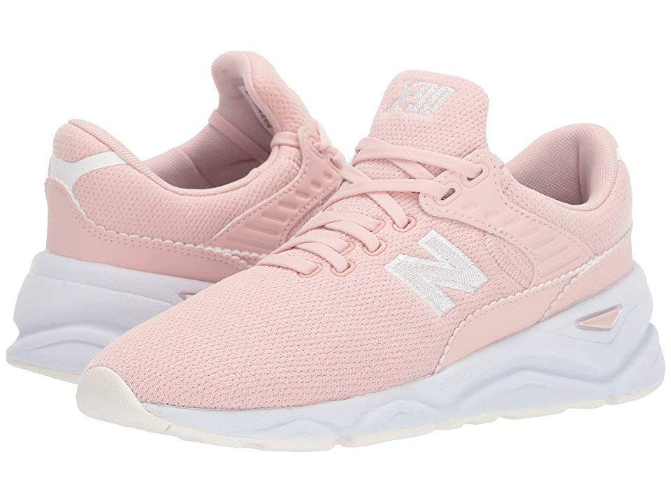 New Balance Classics X90 Women S Classic Shoes Oyster Pink Sea Salt New Balance Blush Bag