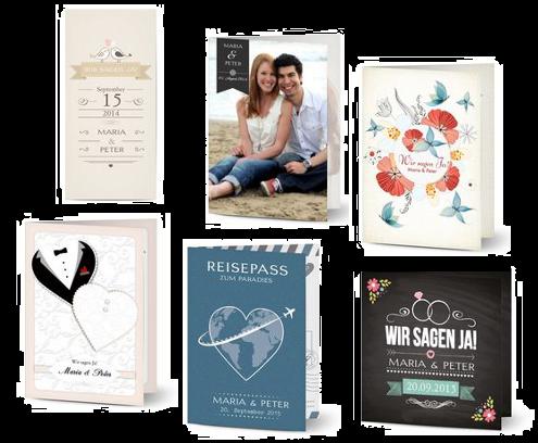 Hochzeitseinladung Text: Mustertexte & Sprüche für ...
