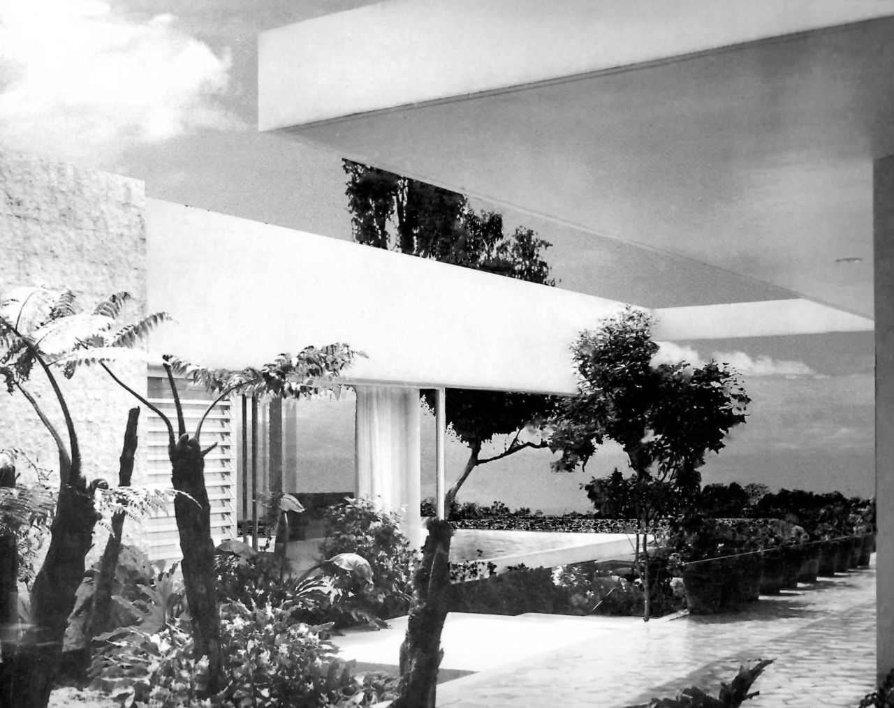 Casa perezcano calle del agua 383 jardines del pedregal for 777 jardines del pedregal