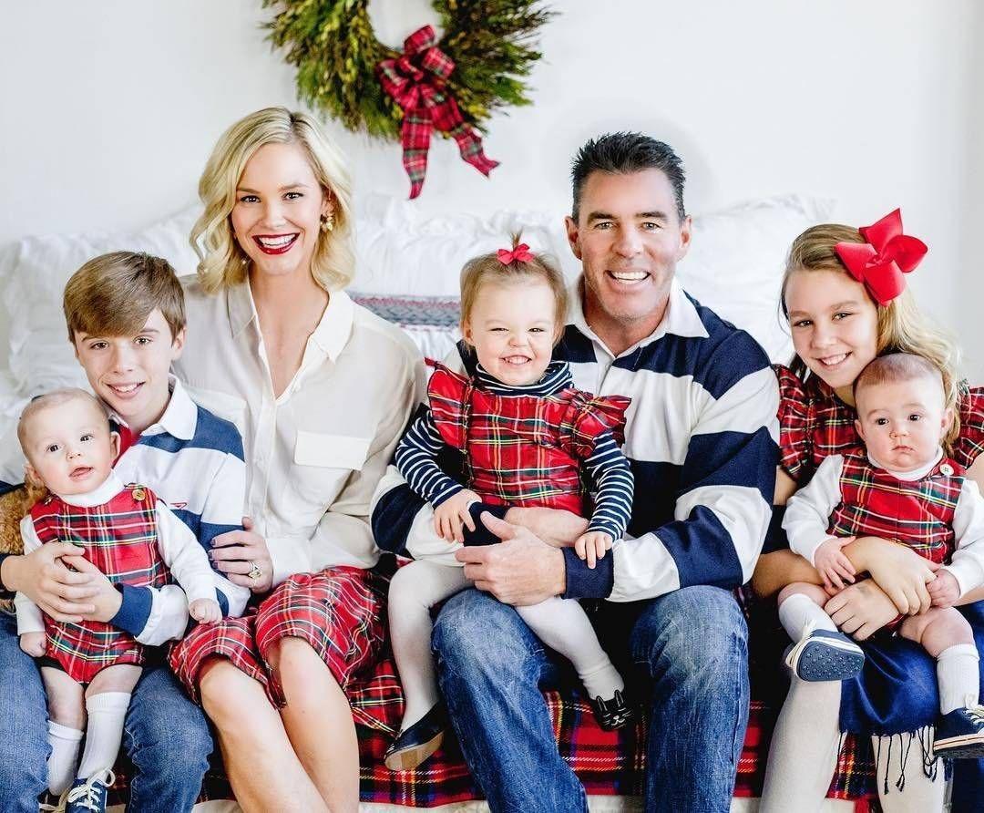 Photos From Celebrity Christmas Cards E Online Meghan King Edmonds Perfect People Edmonds