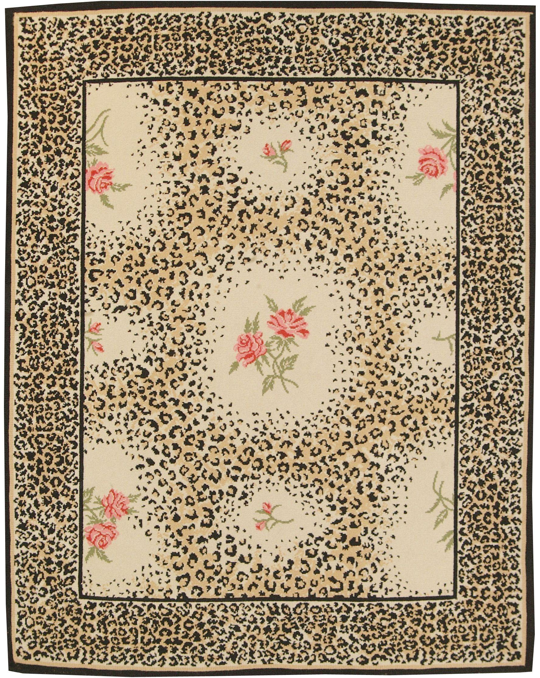 hemphill s parterre rug rugs runner leopard greek grand w carpets print border key
