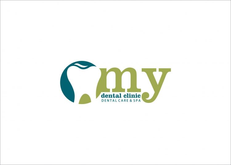 My Dental Clinic Logo Design By Radiant Media | Brand | Pinterest ...