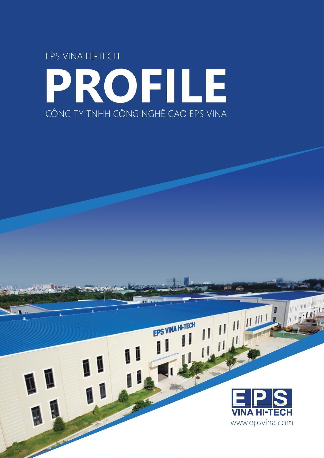 Company profile EPS VINA HITECH VIETNAM Nghệ