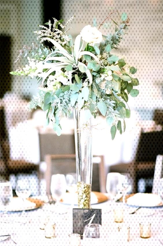 30 Sophisticated Tall Wedding Centerpieces - crazyforus 30 Sophisticated Tall Wedding Centerpieces