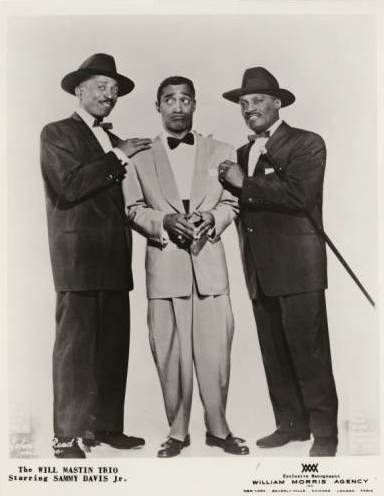 The Will Mastin Trio: Sammy Davis Sr., Sammy Davis Jr. & Will ...