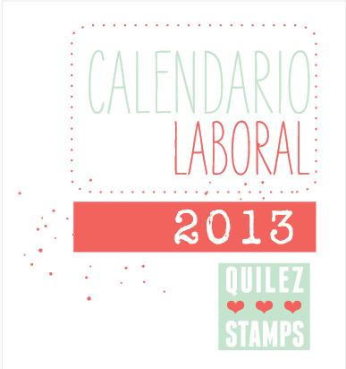 GRATIS! Calendario 2013!