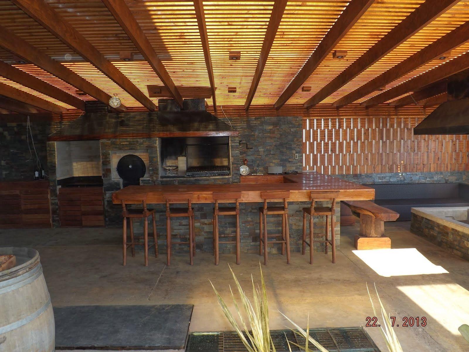 PERGOLAS Y QUINCHOS en 2020 Quinchos, Diseño de patio