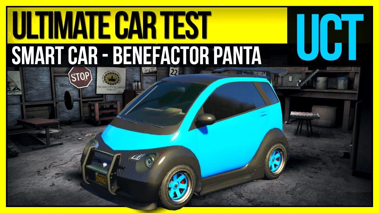 gta 5 ultimate car test smart car panta i 39 m not a. Black Bedroom Furniture Sets. Home Design Ideas