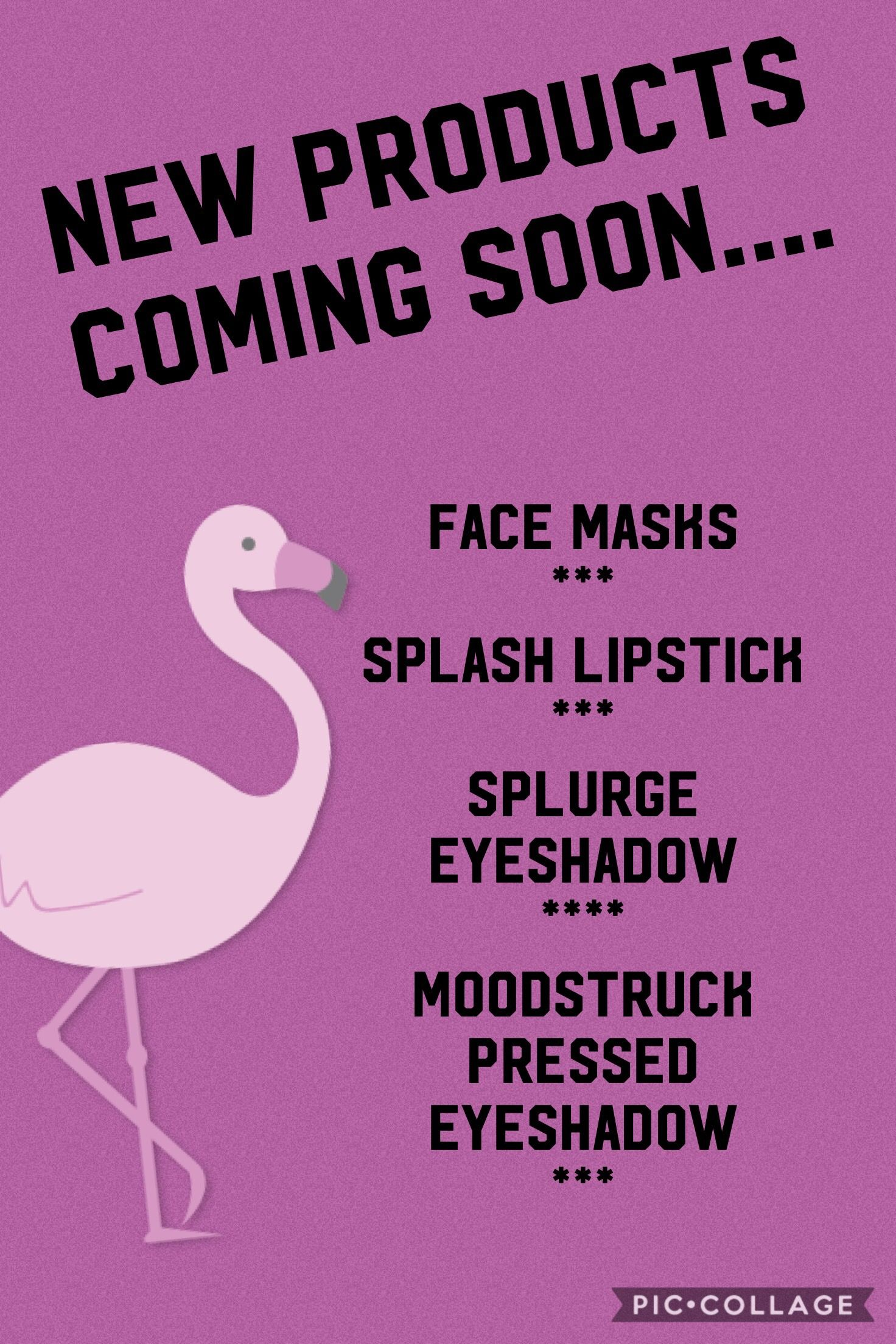 New Younique products coming soon! Recently launched epic