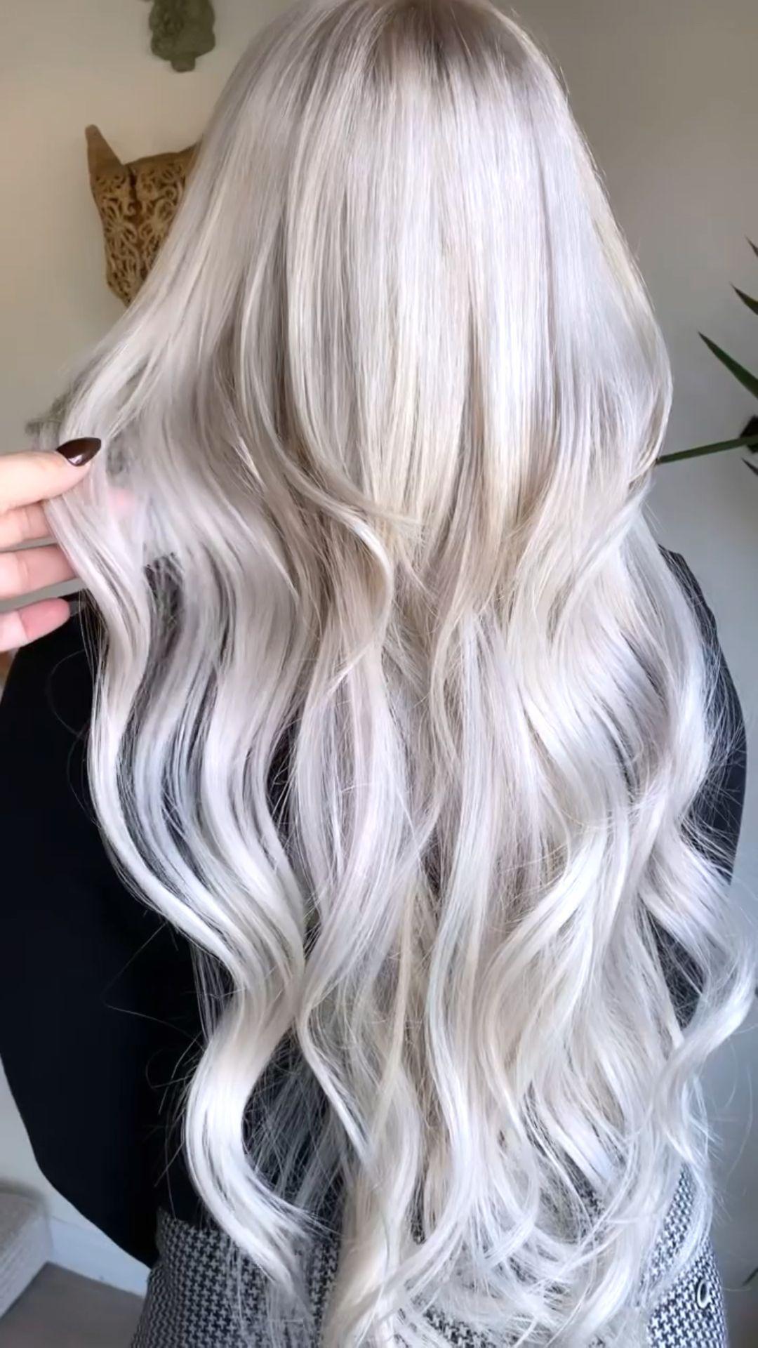 Hair Extension Transformation