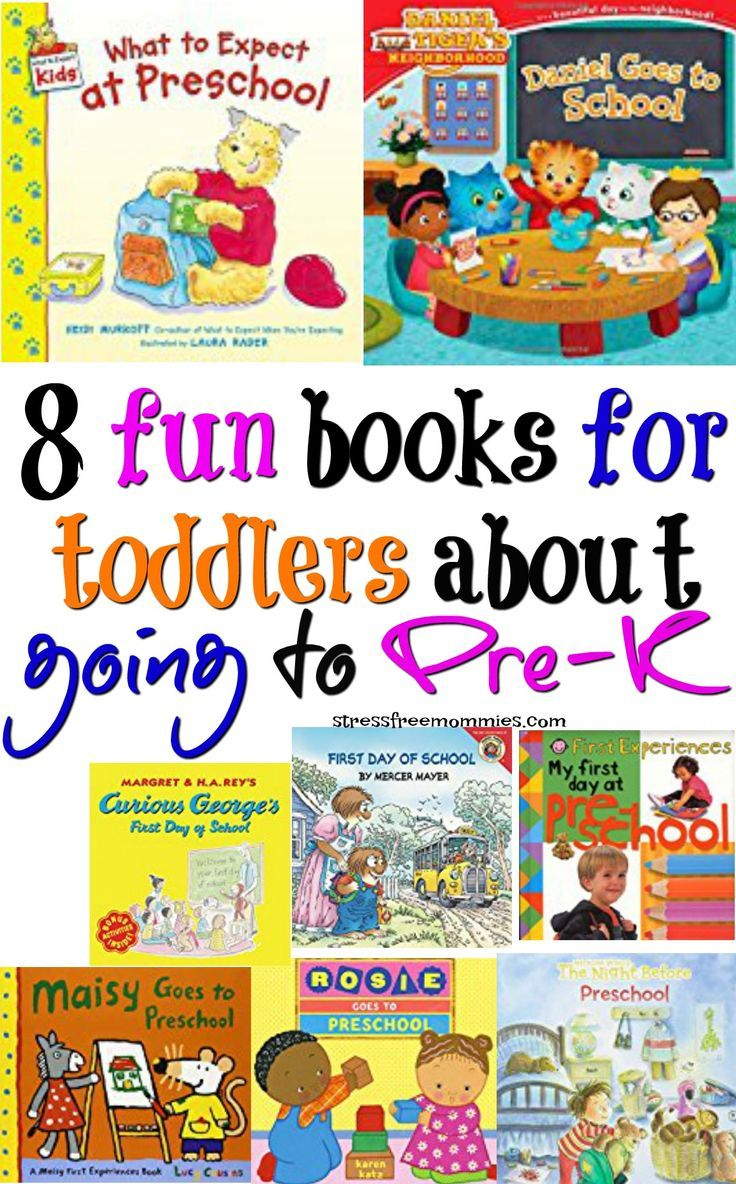 Workbooks prek workbooks : 8 fun books for toddlers about going to preschool | Pre school ...