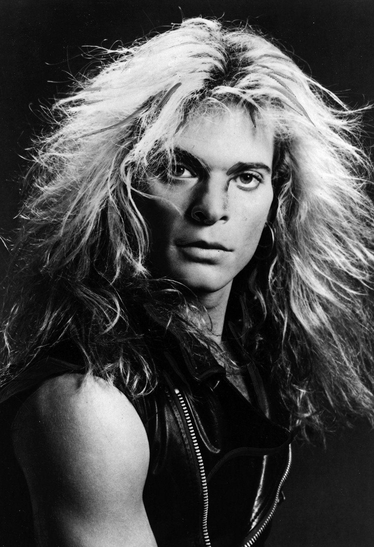 Robot Check David Lee Roth Van Halen 8x10 Photo