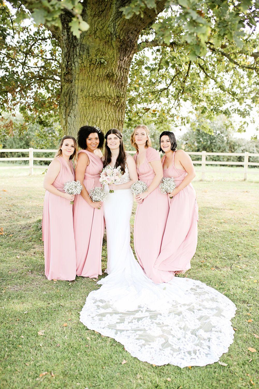 e5194eca7db3 Milling Barn Wedding Pretty Pink Fresh   Rustic Barn in 2019 ...