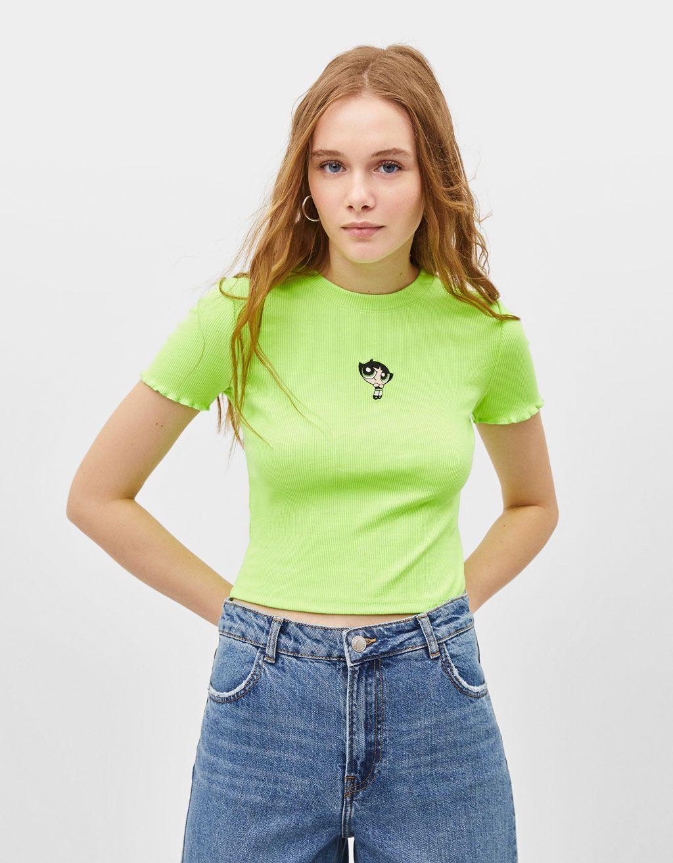 f44e54778 Powerpuff Girls T-shirt | Bershka #bershka #bershkacollection #newin #new #