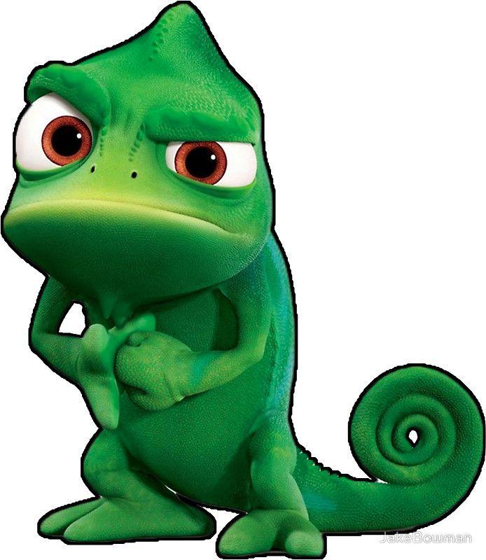 Chameleon Tangled Movie Tangled Pictures Disney Tangled