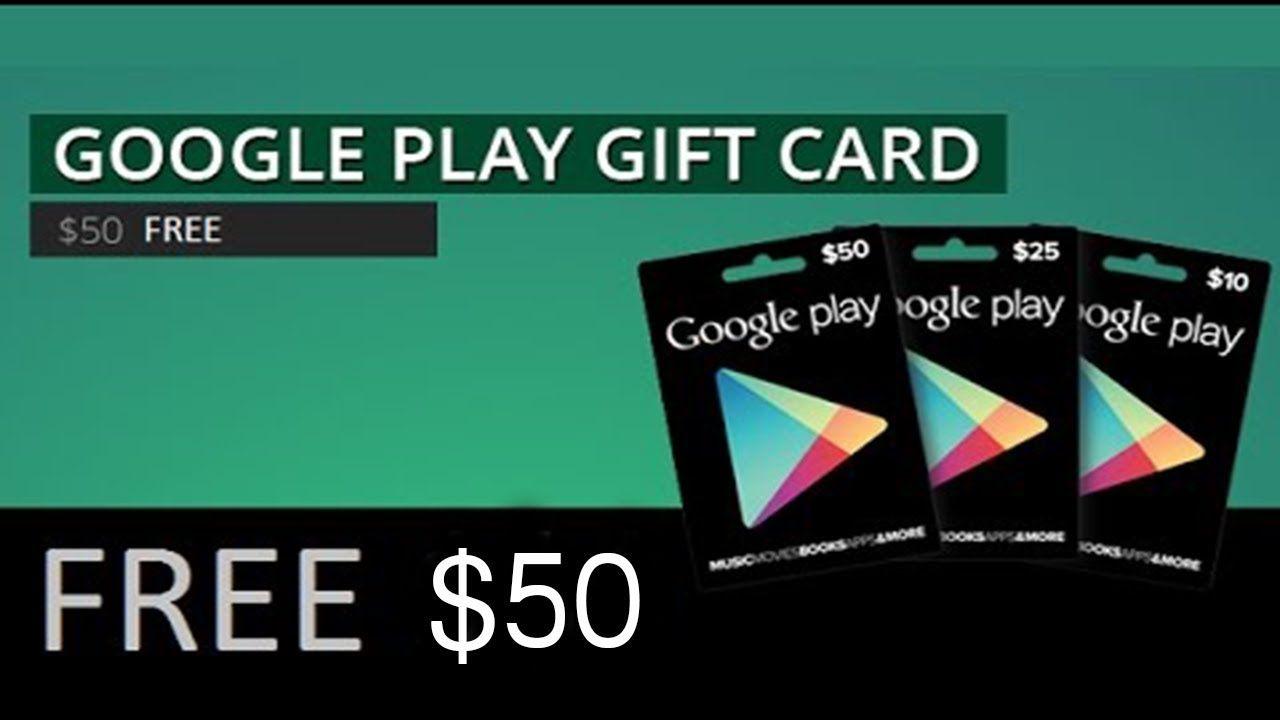 free google play codes no human verification