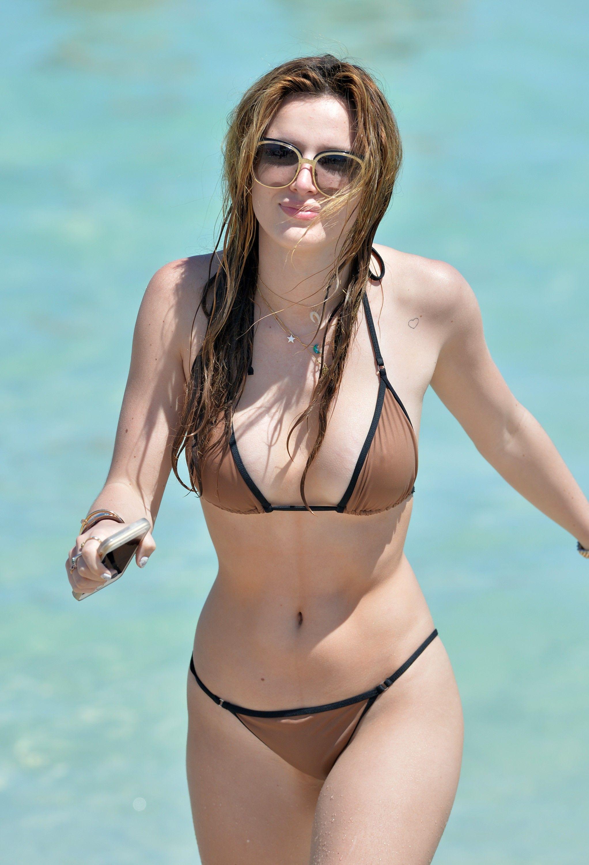 Hot Bella Thorne nude photos 2019