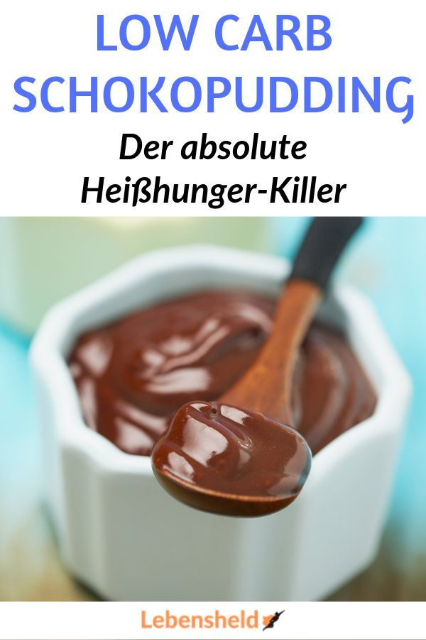 Low Carb Schokopudding – Die gesunde Alternative für alle Schokoliebhaber #lowcarbmeals