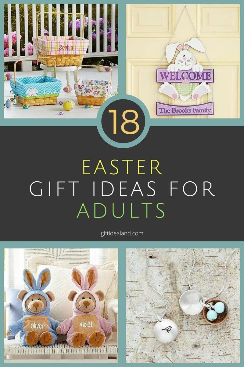 18 great easter gift ideas for adults they will love easter and 18 good easter gifts for adults negle Image collections