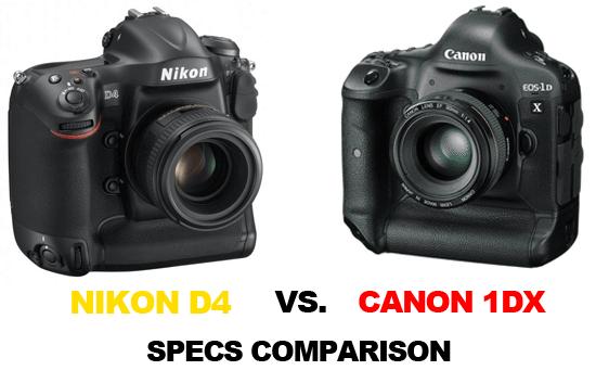 Canon Eos 1dx Vs Nikon D4 Which One Is Better Nikon D4 Leica Photography Camera Lenses Canon