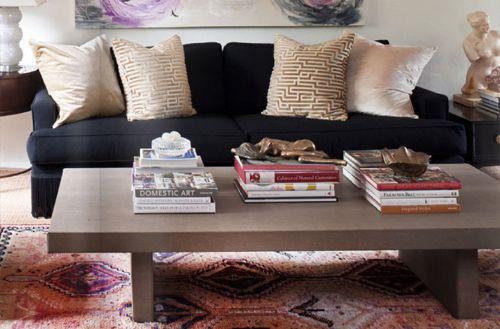 Tia Zolden, living room