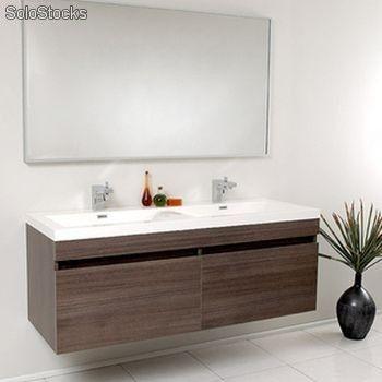 mueble de ba o doble eco de atenea barato lavabo doble