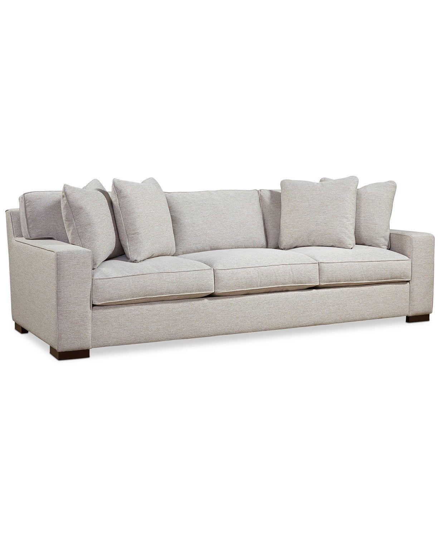 Magnified Furniture Bangor 103 Xxl Fabric Sofa Created For