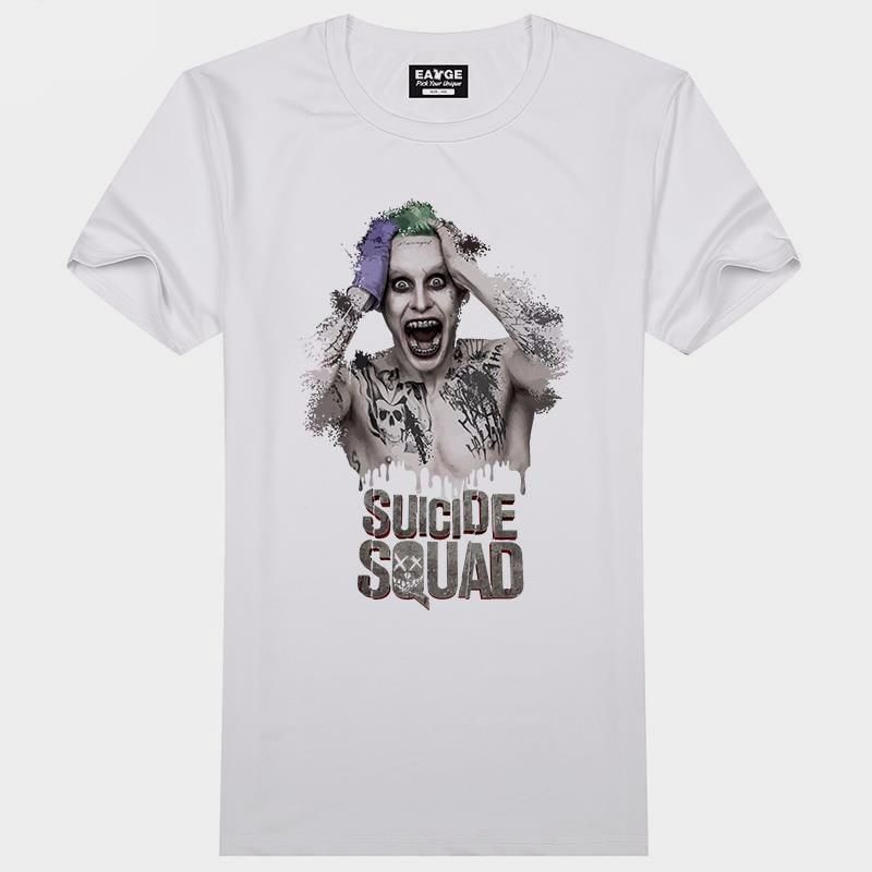 The Joker Suicide Squad T-Shirt       >>>>> Buy it now  http://bit.ly/2fbudcu