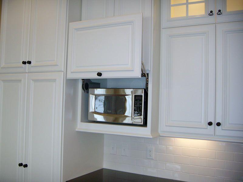 Lovely Hidden Under Cabinet Range Hood