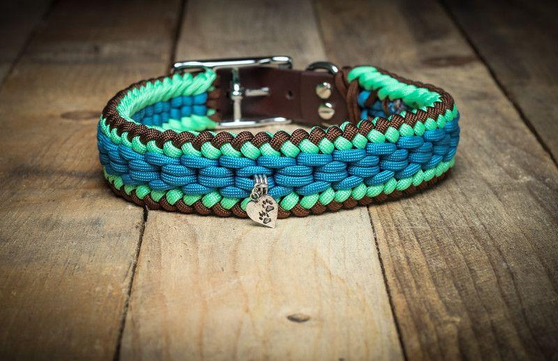 Hunde Sachen Kaufen : hund halsb nder paracord hundehalsband ein designerst ck von hanseschnute bei dawanda ~ Watch28wear.com Haus und Dekorationen