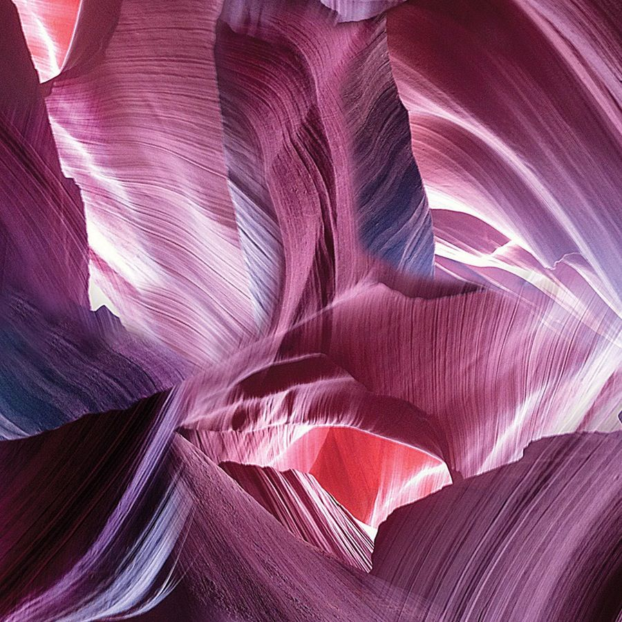 Image of Canyons in colour