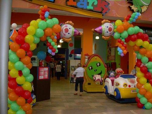 Decoracion con globos fiesta 1 a ito ni o resultados de for Decoraciones infantiles para ninos