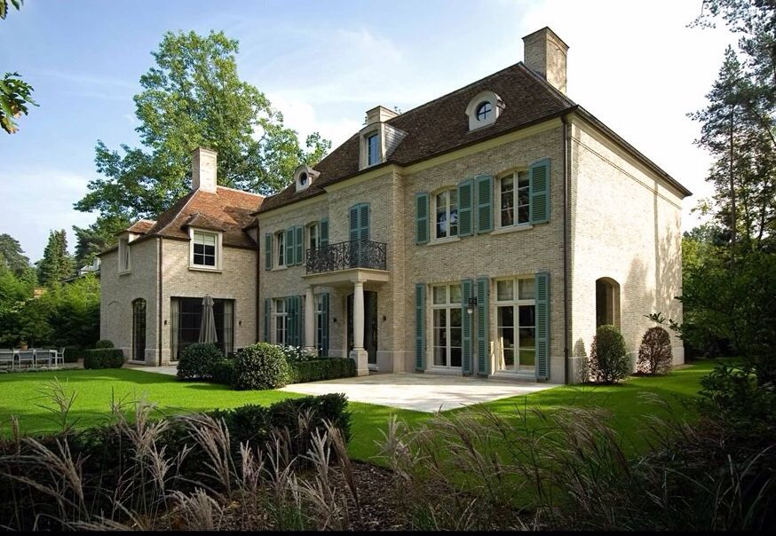 French nice interior exterior homes pinterest