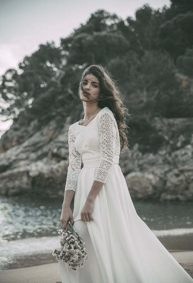claudia llagostera vestidos novia boho wedding dress bohemio blog