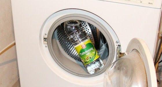 preiswertes mittel zur waschmaschinenpflege haushalt pinterest consejos. Black Bedroom Furniture Sets. Home Design Ideas