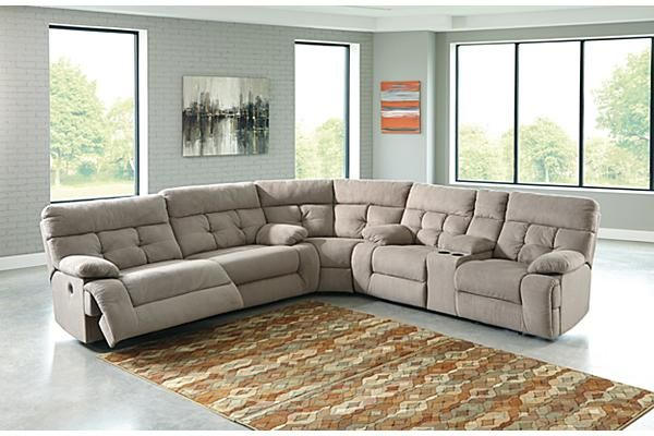 Best The Overly 3 Piece Sectional From Ashley Furniture 400 x 300
