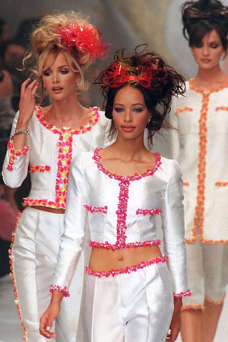 Spring 1996 Chanel - HarpersBAZAAR.com