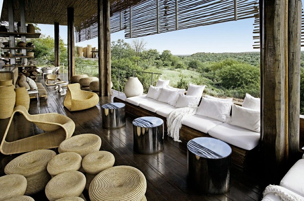 #SouthAfrica - #SingitaKruger #Nationalpark - #Lebombo Lodge