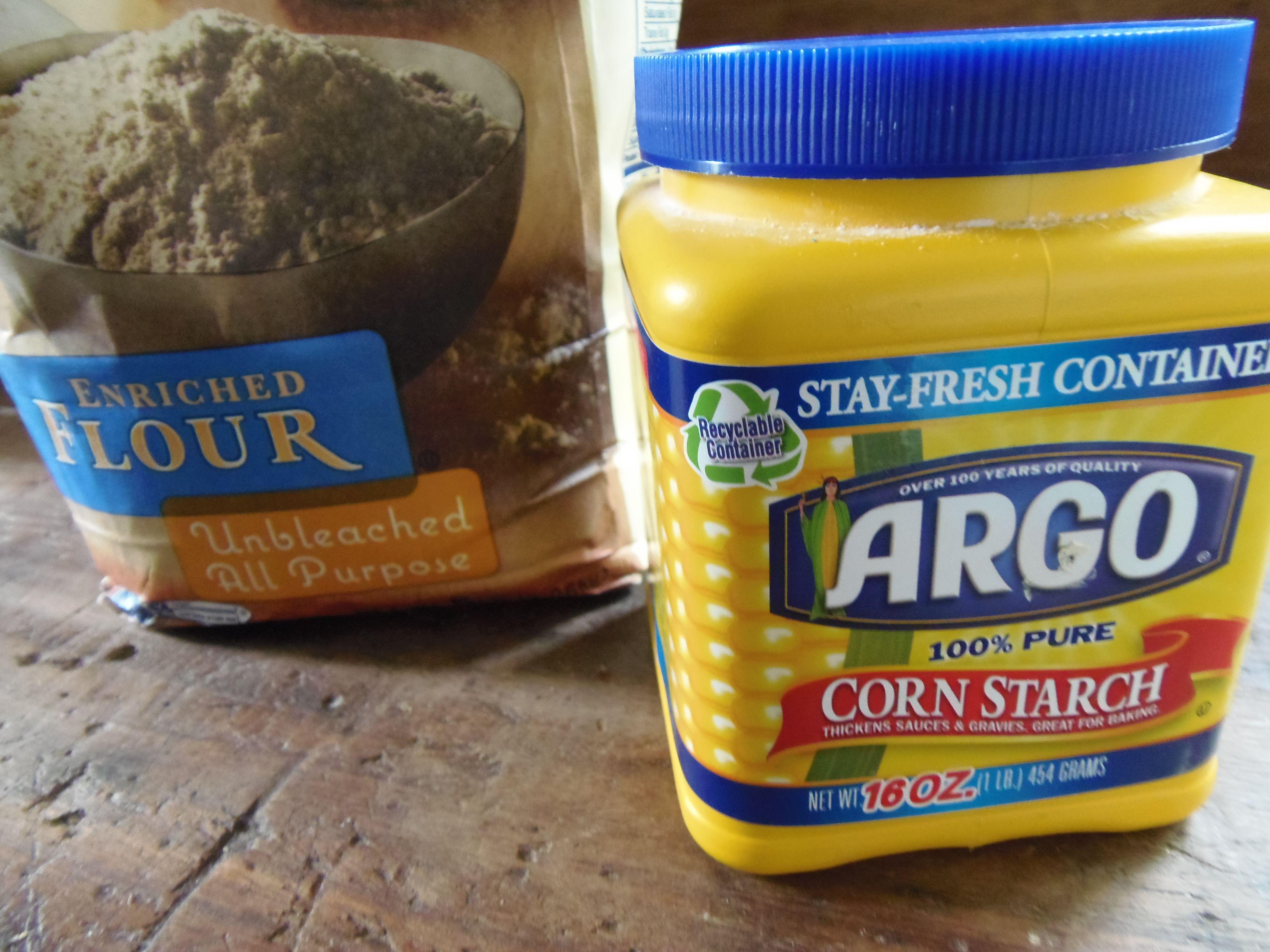 Simple recipe for cake flour substitute cake flour