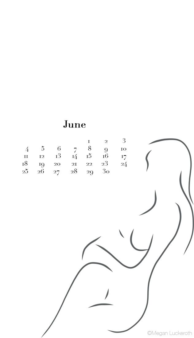 free downloadable june 2017 calendar for mobile wallpaper