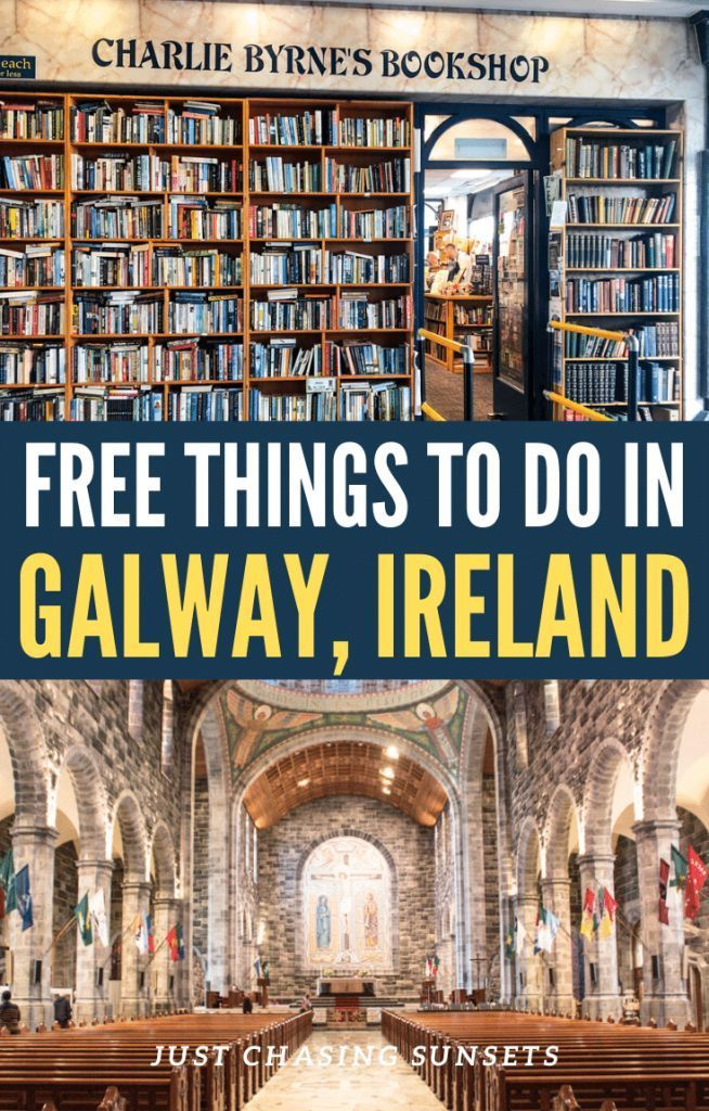 16 Free Things to Do in Galway, Ireland