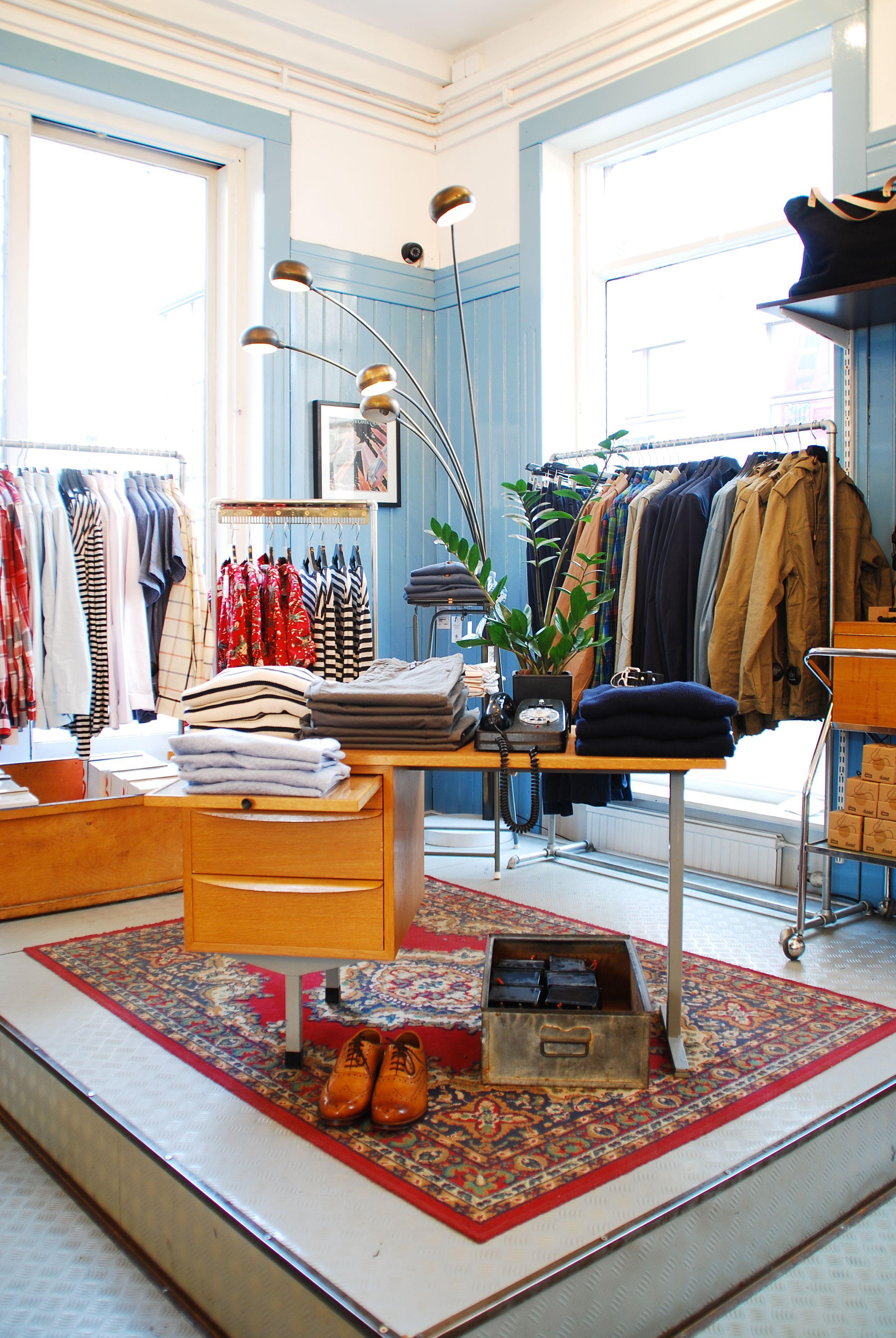Grandpa Goteborg Shop Interiors Design Interior