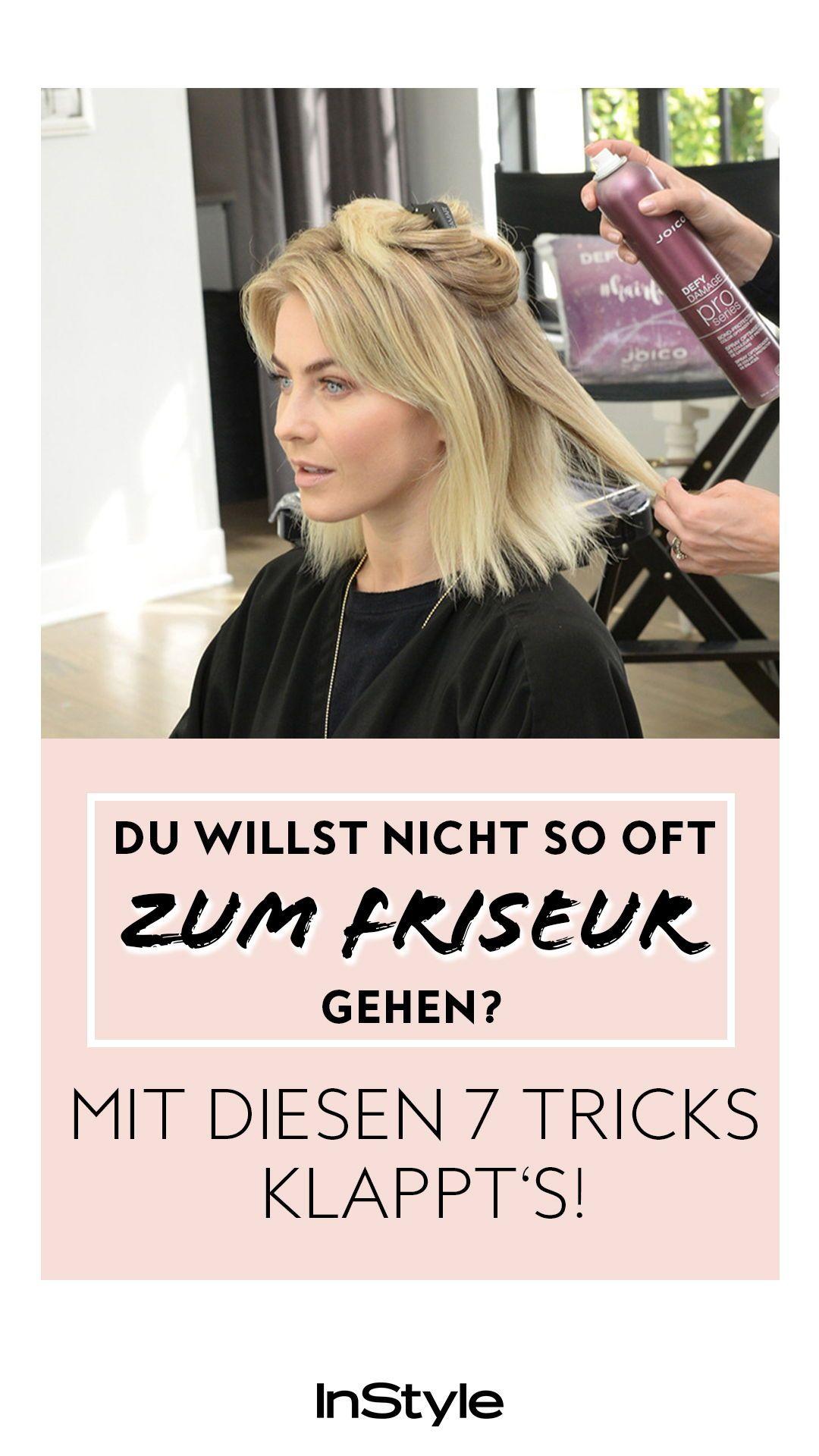 Du Willst Nicht So Oft Zum Friseur Mit Diesen 4 Tricks