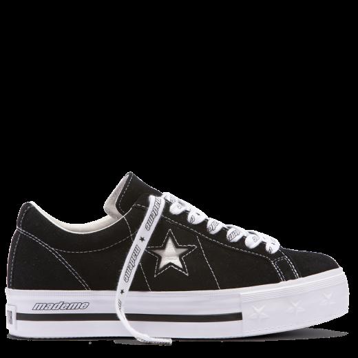 Converse X MADEME One Star Platform Low