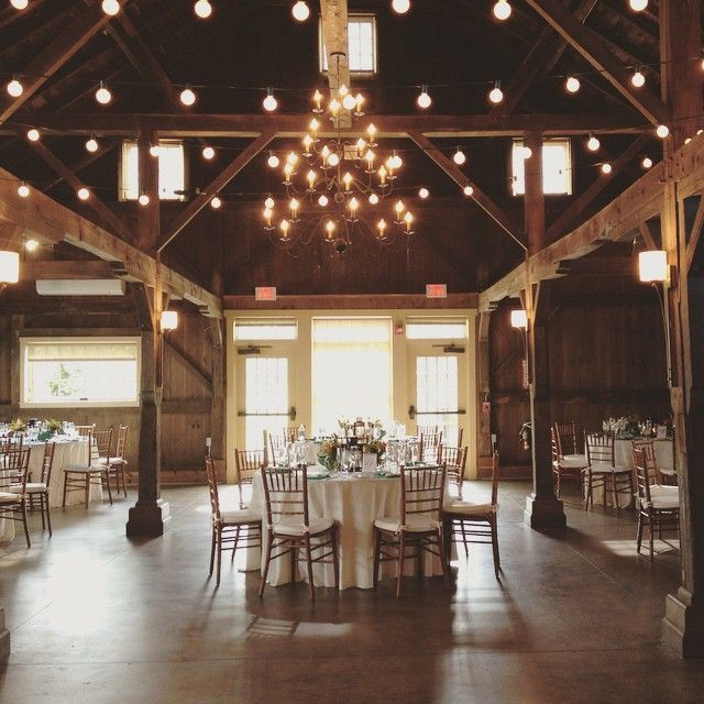 Rustic Barn Wedding At Quonquont Farm