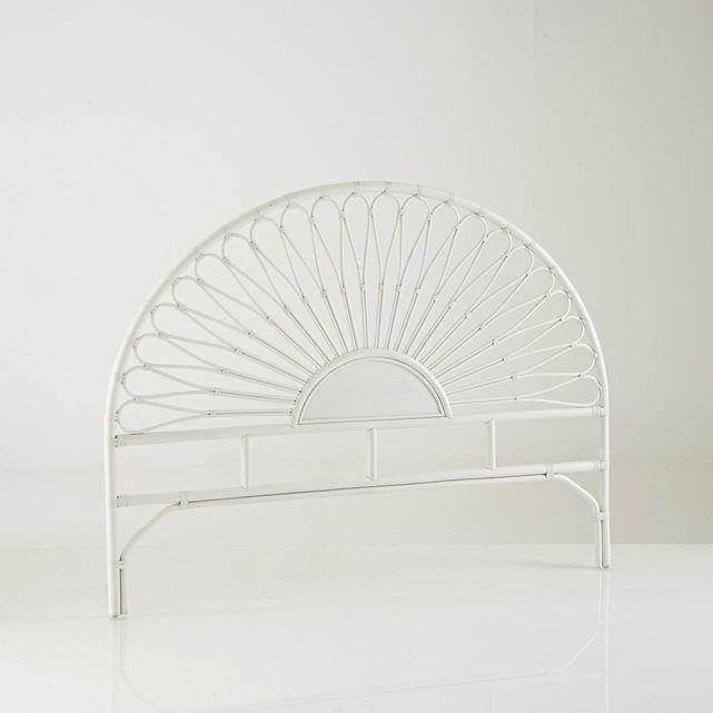 t te de lit rotin tio la redoute interieurs wish list pinterest bedroom rattan. Black Bedroom Furniture Sets. Home Design Ideas