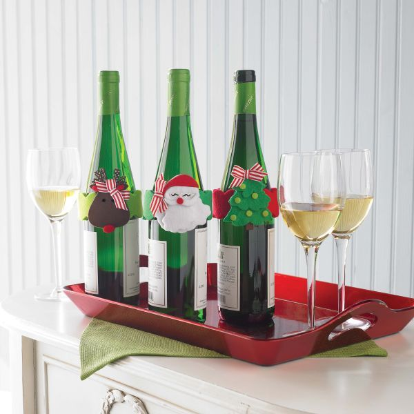 Ideas For Decorating Wine Bottles Unique Wine Accessories From Giftedgrape  Wine Bottle