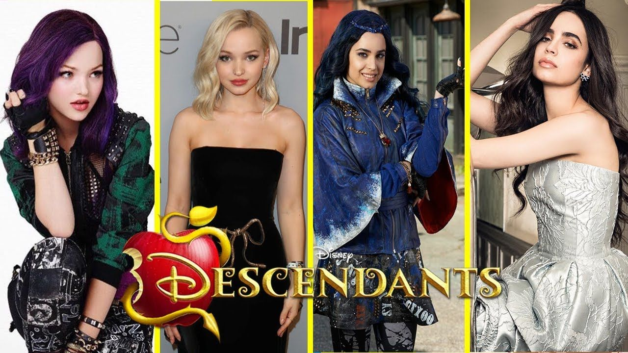 Descendants Cast List From Oldest To Youngest 2018 Then And Now