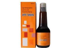 Apetamin Vitamin Syrup 200ml Work Out Healthy Lifestyle And
